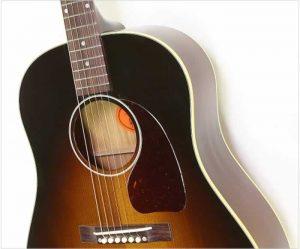Gibson 1942 Banner J-45, Vintage Sunburst Limited Edition - The Twelfth Fret