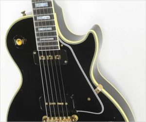 Gibson 1954 Les Paul Custom Reissue Black, 2000