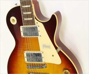 ❌SOLD❌  Gibson 1958 Les Paul Standard Reissue, Bourbon Burst 2020