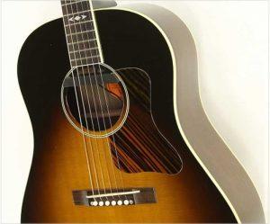 Gibson Advanced Jumbo Historic Collection Vintage Burst, 2005 - The Twelfth Fret