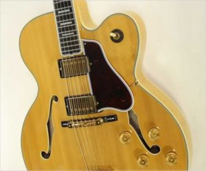 ❗️Reduced❗️ Gibson Byrdland Thinline Archtop Electric Natural, 1991