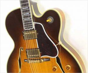 Sold!  Gibson Byrdland Venetian Cutaway Archtop Sunburst, 1991
