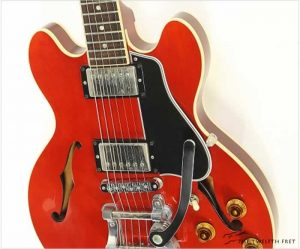 Gibson CS336 Thinline Compact Archtop Faded Cherry, 2004 - The Twelfth Fret