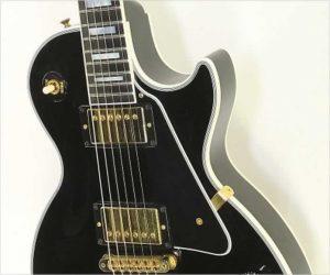 ❌SOLD❌ Gibson CS Les Paul Custom Black, 2014