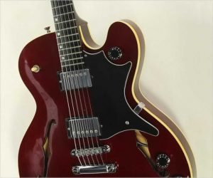 ❌SOLD❌ Gibson Chet Atkins Tennessean Thinline Archtop Burgundy, 1997