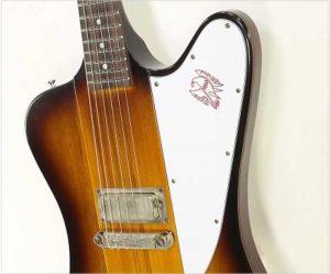 Gibson Clapton Firebird I 1964 Model Sunburst, 2019 - The Twelfth Fret