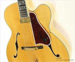 Gibson Custom Le Grande Archtop Electric Natural, 2008 - The Twelfth Fret