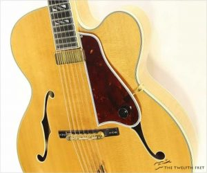 Gibson Custom Le Grande Archtop Electric Natural, 2008