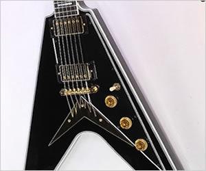 Gibson Custom Shop Flying V Black 2014