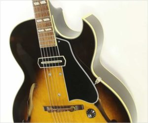 ❌ Sold ❌ Gibson ES-175/CC 'Charlie Christian' Archtop Electric Sunburst 1979