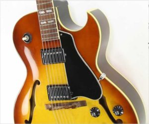 Reduced!   Gibson ES-175 Cutaway Archtop Electric Guitar Sunburst, 1969
