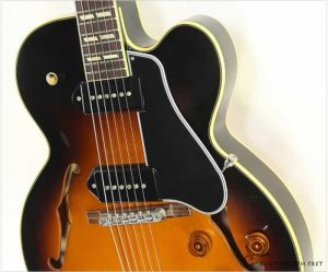 Gibson ES 275 P90 Thinline Archtop Electric, 2017 - The Twelfth Fret