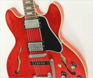 ❌ SOLD ❌  Gibson ES-335 'Rich Robinson' 471 of 500 Cherry, 2014