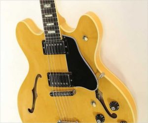 Gibson ES-335TD Thinline Archtop with Coil Tap Natural, 1979