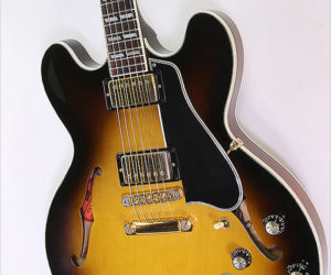 Gibson ES-345 Thinline Archtop Electric Tobacco Sunburst, 2003