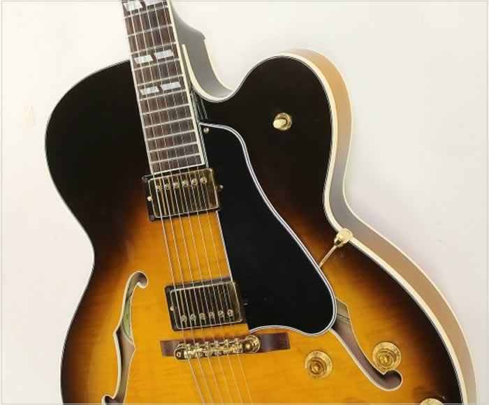 Gibson ES-350T Reissue Sunburst, 1992 - The Twelfth Fret
