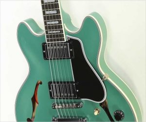 ❌SOLD❌ Gibson ES-359 Limited Edition Inverness Green, 2010