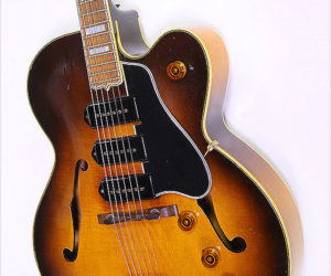 ‼Reduced‼ Gibson ES-5 Archtop Electric Guitar Sunburst, 1949