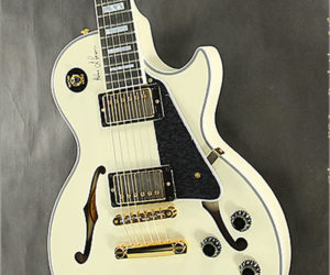 ❌SOLD❌ Gibson ES-Les Paul Alex Lifeson Signature Artist Proof #2 White, 2017
