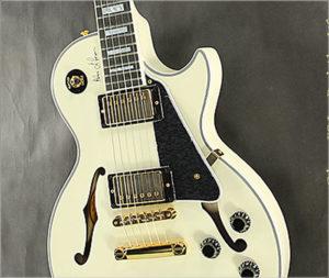 Gibson ES-Les Paul Alex Lifeson Signature Artist Proof #2 White, 2017 - The Twelfth Fret