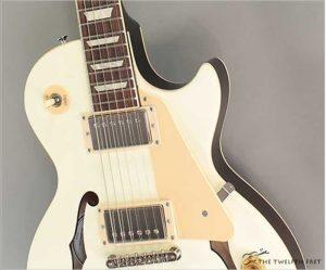 Gibson ES-Les Paul White Top - The Twelfth Fret