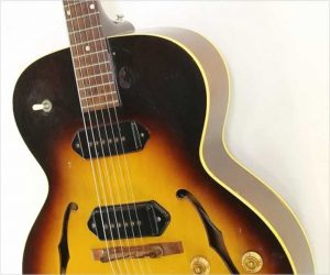 ❌SOLD❌   Gibson ES125 D Sunburst, 1957