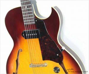 ⚌Reduced‼  Gibson ES125TC Thinline Archtop Electric Sunburst, 1969