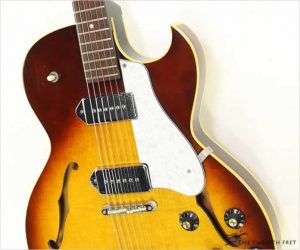 ❌SOLD❌ Gibson ES125TDC Thinline Archtop Electric Sunburst, 1969