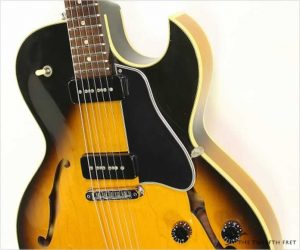 ❌SOLD❌ Gibson ES135 Cutaway Thinline Archtop Sunburst, 1996