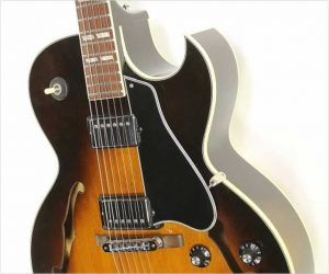 ❌SOLD❌  Gibson ES 175D Archtop Electric Sunburst, 1979