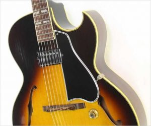 Gibson ES175 Single Pickup Archtop Electric Sunburst, 1966