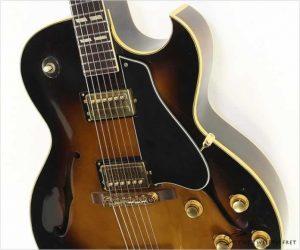 ❌SOLD❌ Gibson ES175 Sunburst Refinish, 1960