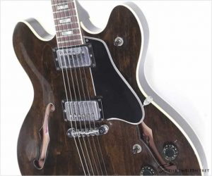 SOLD!!! Gibson ES335TD with Coil Tap Switch  Walnut 1977