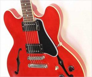 Gibson ES 335 Thinline Archtop Cherry 2012 - The Twelfth Fret
