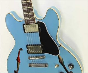❌SOLD❌ Gibson ES345 1964 Reissue Frost Blue, 2019