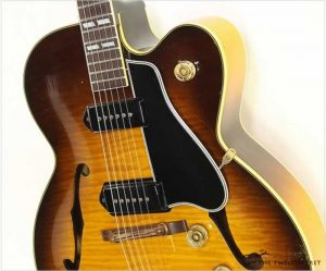 Gibson ES350 Electric Archtop Sunburst 1951 - The Twelfth Fret