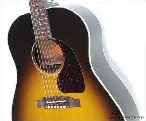 SOLD!!! Gibson Early J45 Slope Shoulder Sunburst, 1997