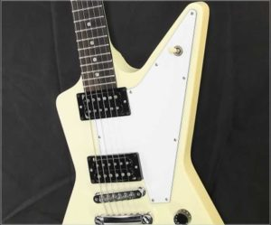 Gibson Explorer Vintage White, 2008 - The Twelfth Fret