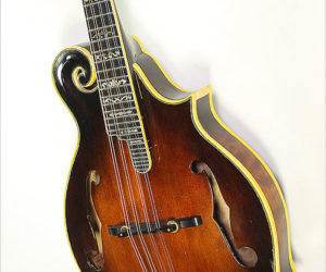 SOLD! Gibson F-5 Mandolin Sunburst  - 1978