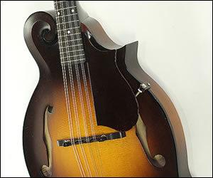 Gibson F-9 Mandolin - 2001