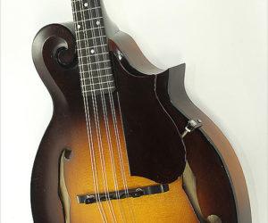 Sold! Gibson F-9 Mandolin - 2001