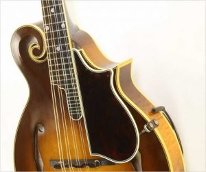Gibson F5 Master Model Mandolin Vintage Varnish, 2003