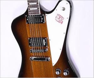 ❌SOLD❌  Gibson Firebird T Vintage Sunburst 2017