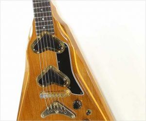 ❌SOLD❌ Gibson Flying V2 Walnut, 1979
