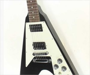 Gibson Flying V Faded Black, 2007