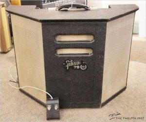 Gibson GA79RVT Stereo Amplifier, 1966