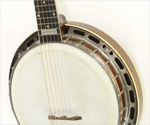 ⚌Reduced‼   Gibson GB-3 Mastertone Guitar Banjo, 1926