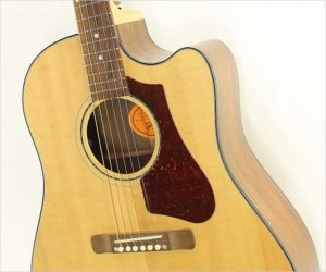❌SOLD❌ Gibson HP415 CEX Cutaway Walnut Body Steel String, 2017