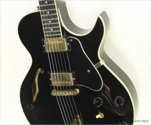 Gibson Howard Roberts Fusion III Black, 1997 - The Twelfth Fret