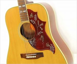 Gibson Hummingbird Square Shoulder Dreadnought Sunburst, 1967 - The Twelfth Fret
